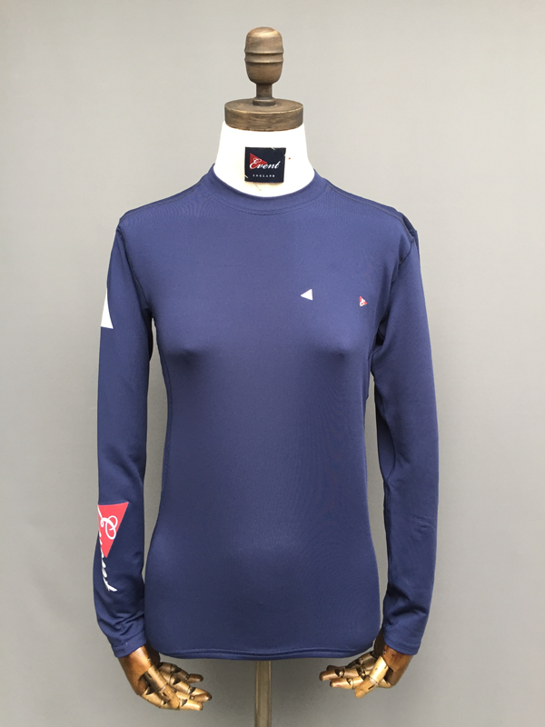 WOMENS SCULPTURED BASELAYER SKIN - NAVY & BLACK ONLY