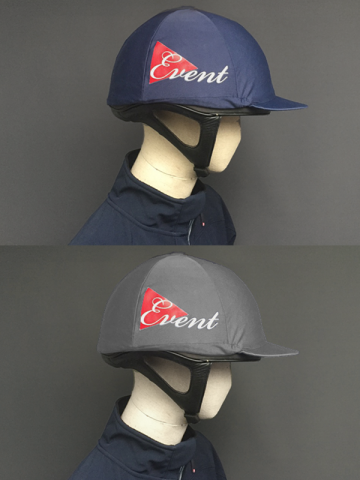 EVENT HAT SILK - NAVY, ROYAL BLUE, GREY, RED,
