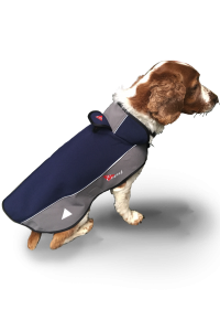 EVENT DOG COAT - NAVY ONLY