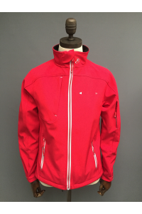 WOMENS WATERPROOF CONTRAST ZIP JACKET