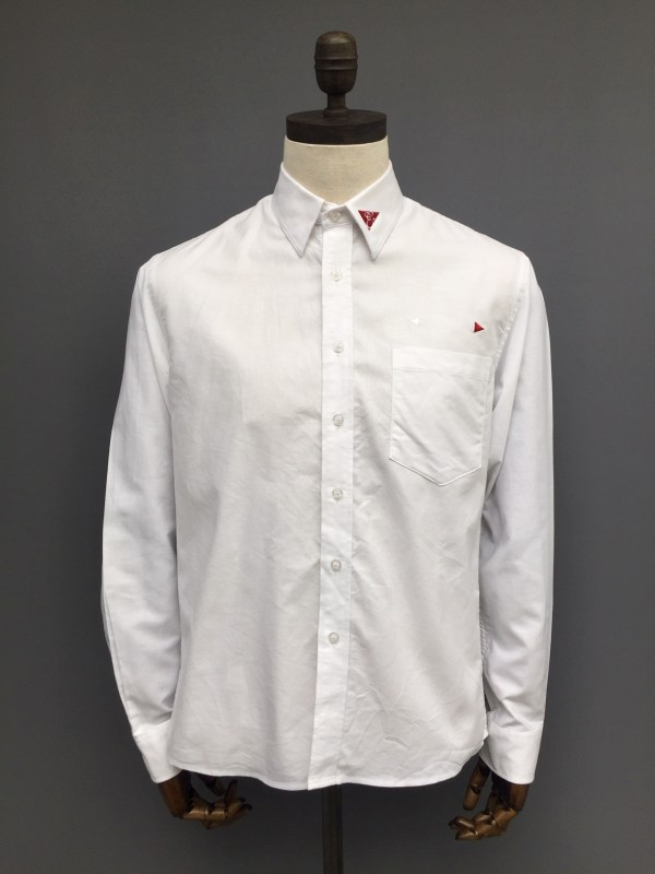MENS COTTON OXFORD SHIRT