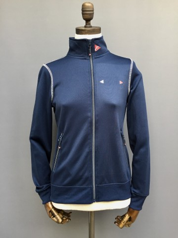 WOMENS JERSEY ZIP JACKET - 3 COLOURS