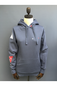 WOMENS HOODIE - 10 COLOURS